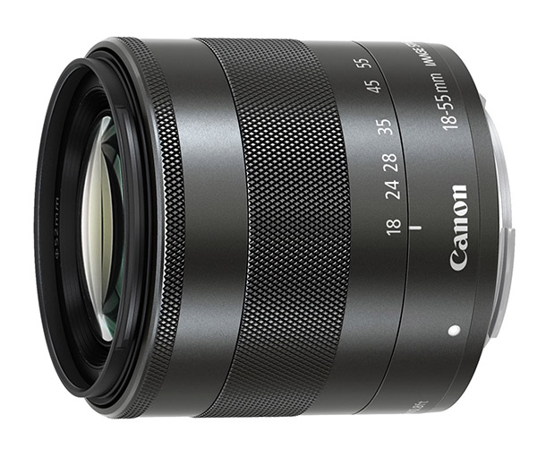 Canon EF M 18-55/3.5-5.6 IS STM
